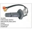 81255090123, HLS203118, TURN SIGNAL SWITCH, FN-1054 for MAN TGA,TGL,TGM,LION'S COACH