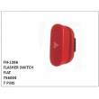 756003, FLASHER SWITCH, FN-1386 for FIAT