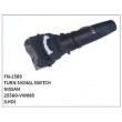 25560-VW085, TURN SIGNAL SWITCH, FN-1589 for NISSAN
